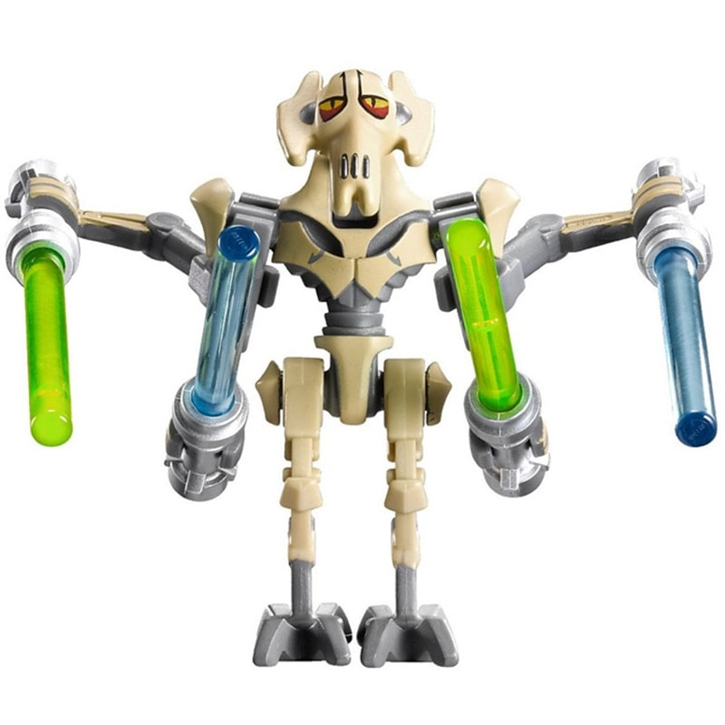 STAR WARS Super Battle Droid Army 4//8//16//20pc General Grievous for Lego Kids Toy